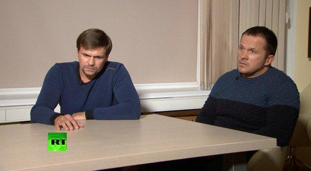 پسکوف: هیچ اقدامی علیه مظنونان معرفی گردیده در پرونده اسکریپال صورت نمی گیرد