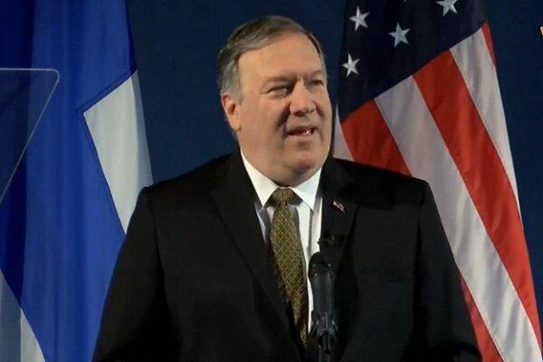 پمپئو: به دنبال جنگ با ایران نیستیم
