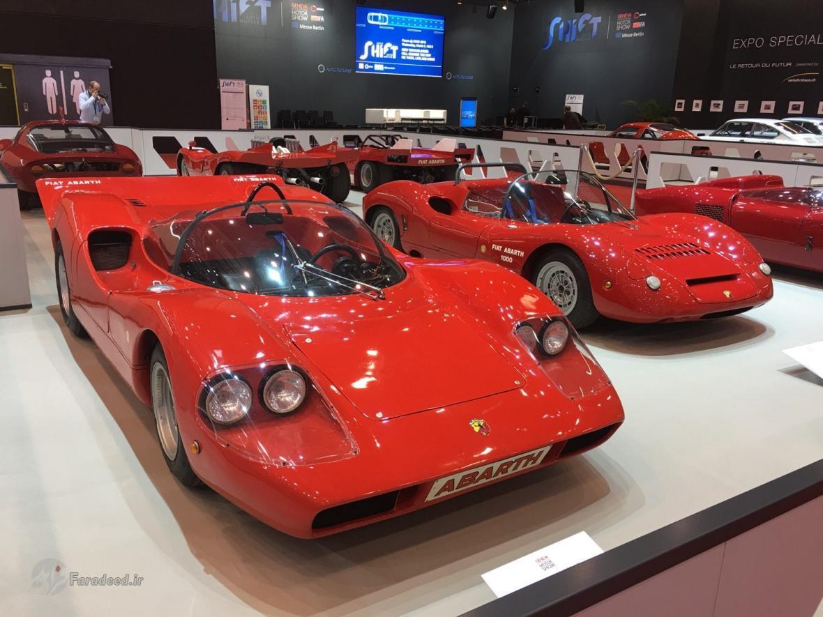 دُردانه های نمایشگاه خودرو ژنو 2019