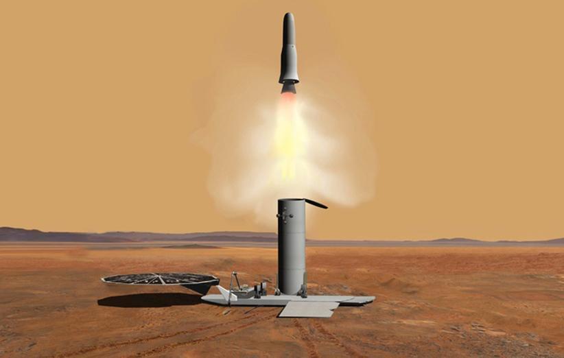 رویای آنالیز خاک مریخ در آزمایشگاه های مجهز زمینی