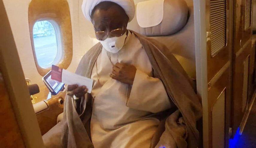 شیخ زکزاکی ابوجا را به مقصد هندوستان ترک کرد