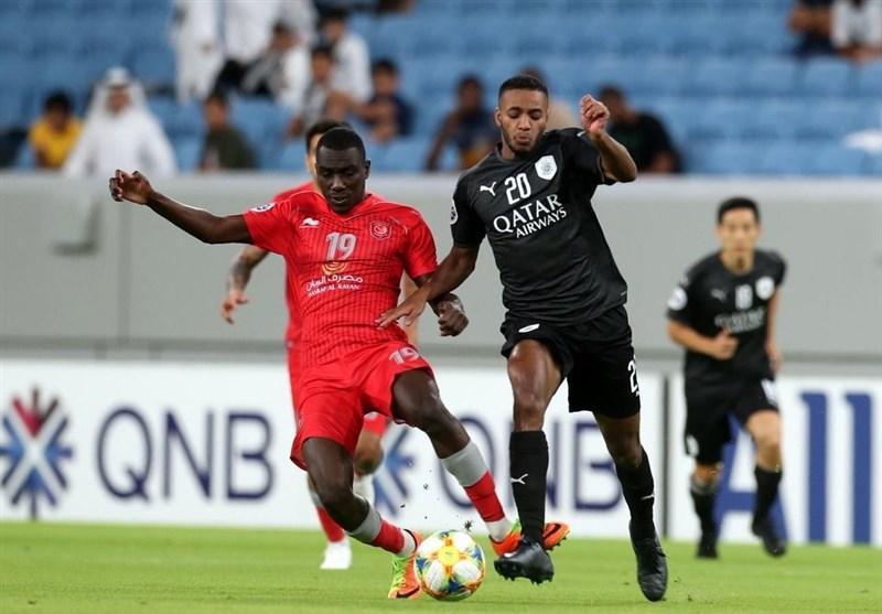 لیگ قهرمانان آسیا، صعود السد قطر با شکست الدحیل