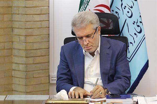موافقت مونسان با استعفای رئیس پژوهشگاه و معاون حقوقی سازمان میراث فرهنگی