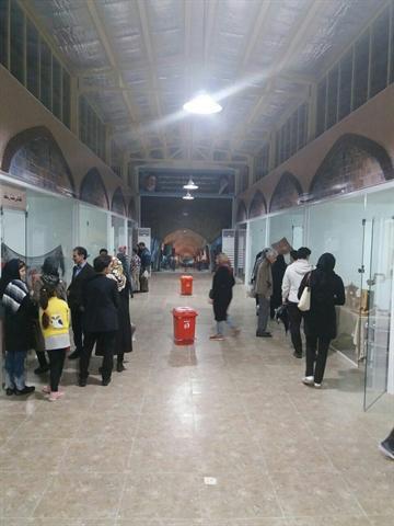 نمایشگاه صنایع دستی در پارک شاهد کرمانشاه برگزار می گردد