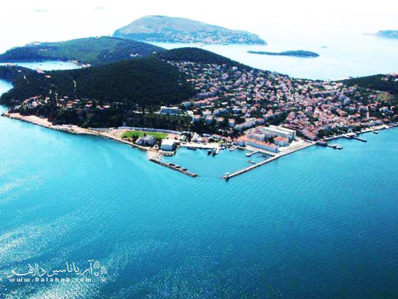 10دلیل برای سفر به جزیره بیوک آدا استانبول