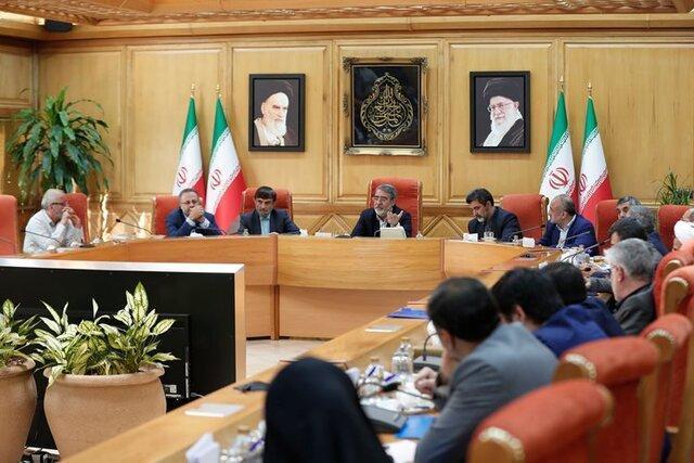 برگزاری سی و سومین جلسه ستاد اطلاع رسانی و تبلیغات مالی کشور به ریاست وزیر کشور
