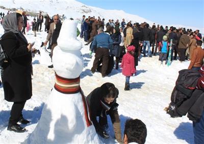 چهارمین جشنواره برف و اسکی در ارومیه برگزار می گردد