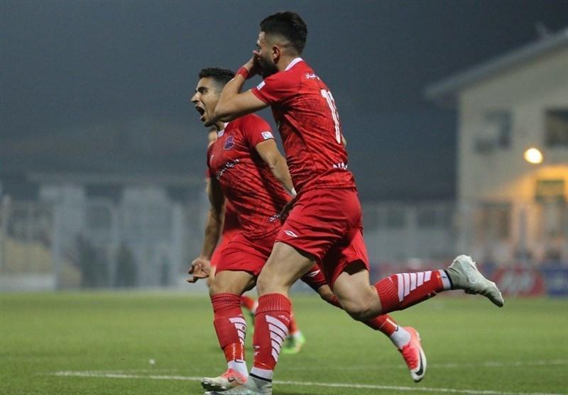 لیگ برتر فوتبال، فزونی نساجی مقابل پیکان در دیداری پرگل، جدال پارس جنوبی - ذوب آهن برنده نداشت