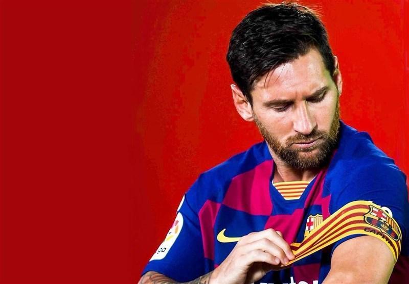 مسی: رونالدو بهترین مهاجمی است که تاکنون دیده ام، به ترک بارسلونا فکر نمی کنم