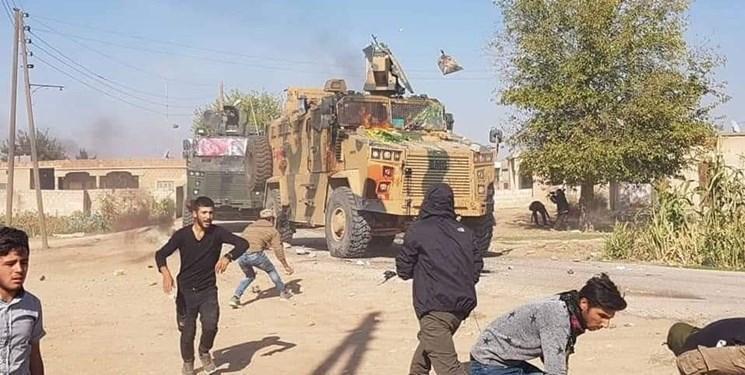 چند غیرنظامی در شمال سوریه در تیراندازی گشت های ترکیه مجروح شدند
