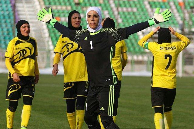 زمرد سلیمانی: بوفون الگوی ورزشی من است، فوتبال بانوان پدیده های جدید دارد