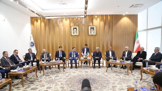 دمشق آماده تاسیس شرکت های مشترک ساخت وساز میان ایران و سوریه