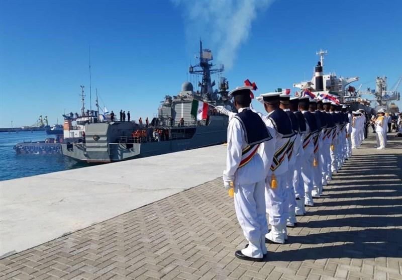 رزمایش دریایی ایران، روسیه و چین؛ نشانگر شروع عصر جدید در محیط بین الملل