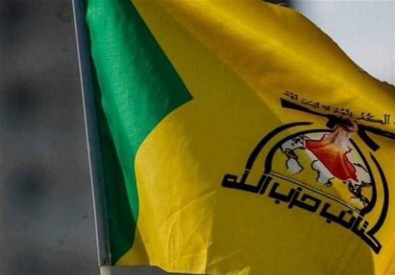 پیغام حزب الله عراق به مجلس برای اخراج نیروهای آمریکایی