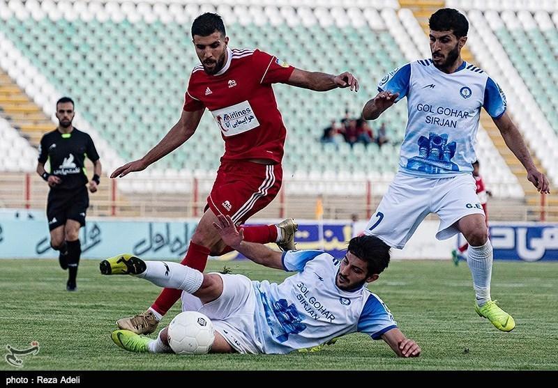 لیگ برتر فوتبال، تراکتور پشت سد گل گهر گیر کرد، گلزنی منشا در شب اخراج شجاعی