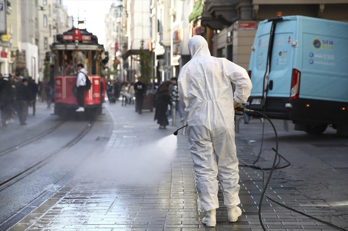 شرایط شیوع کرونا در استانبول و سایر شهرهای ترکیه چگونه است؟