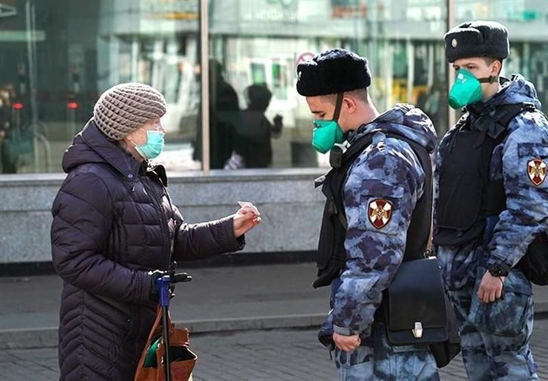 مرگ 14 بیمار دیگر در مسکو ، استفاده از پهپاد برای مقابله با کرونا در روسیه
