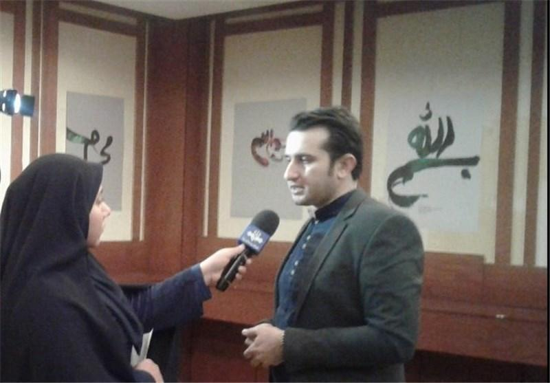 نمایشگاه طراحی پوستر دانشجویان دانشکده خبر شیراز افتتاح شد