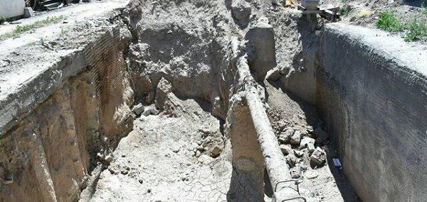 واکنش ها به شناسایی استخوان در ضلع جنوبی باغ گلستان تبریز