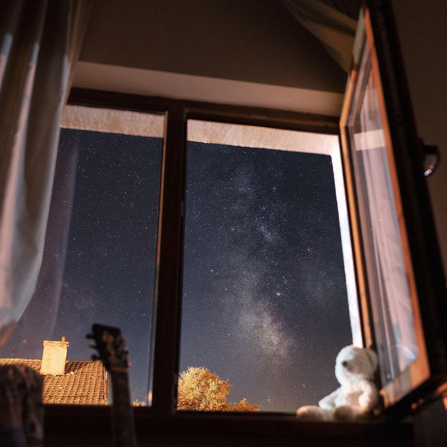 بهترین عکس های آسمان شب از میخائیل مینکوف