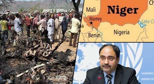 23 هزار پناهجو از درگیری های نیجریه به نیجر گریخته اند