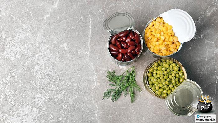 مواد غذایی منجمد، تازه یا کنسرو شده: کدام مغذی تر هستند؟