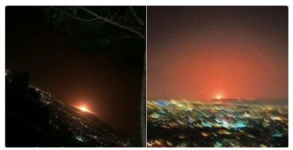 انتشار اخباری از وقوع انفجار در شرق تهران، رویداد در دست آنالیز است