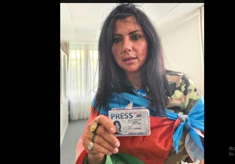 شورای جهانی روزنامه نگاران حمله به خبرنگار جمهوری آذربایجان در بروکسل را محکوم کرد