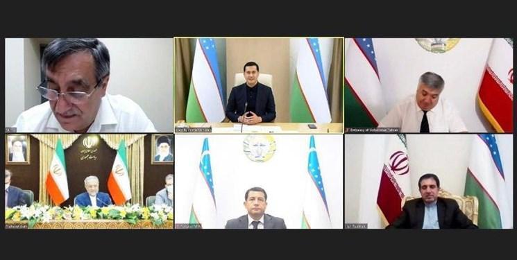 همکاری اتاق های بازرگانی ایران و ازبکستان برای تسهیل روابط تجاری و مالی