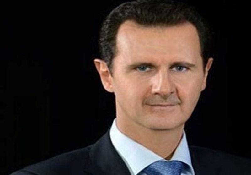 سوریه، پیغام بشار اسد به مناسبت هفتاد و پنجمین سالگرد تاسیس ارتش