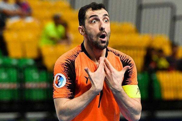 کاپیتان تیم فوتسال مس: از خبر بازی در لیگ فوتسال اسپانیا متعجبم!