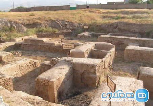 70 درصد همدانی ها محوطه باستانی هگمتانه را از نزدیک ندیده اند