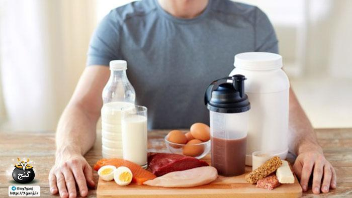 عوارض خطرناک خوردن بیش از حد پروتئین
