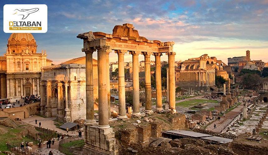 راهنمای سفر به شهر رم