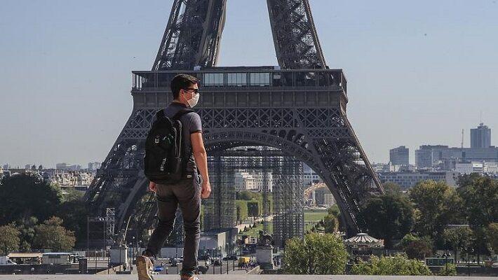 خبرنگاران فرانسه بار دیگر قرنطینه شد