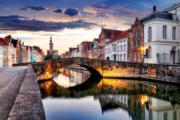 20 جاذبه زیبای بلژیک که بازدید از آنها را نباید از دست دهید، عکس