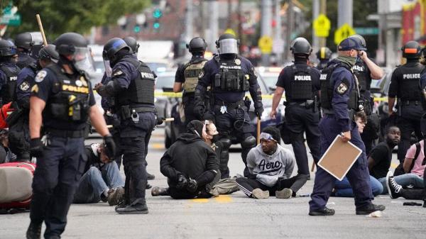 مرگ یک سیاهپوست دیگر به دست پلیس اوهایو