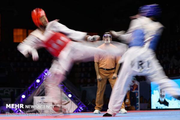 رقابتهای تکواندو قهرمانی آسیا در تقویم جهانی، برگزاری مسابقات تیمی