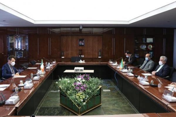 وزارت نیرو ، تمایل شرکت های عظیم ایتالیایی برای بازگشت به بازار انرژی ایران