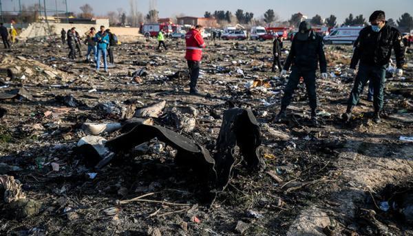 گزارش 300 صفحه ای هواپیمای اوکراینی امروز منتشر می گردد؟
