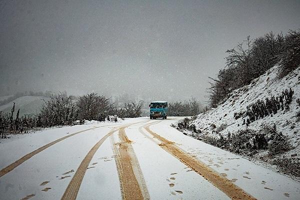 کولاک برف در 10 استان، افزایش دما از روز دوشنبه در بیشتر مناطق کشور