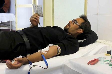 از تکریم اهداکنندگان خون در رمضان تا چالش منع عبور و مرور شبانه