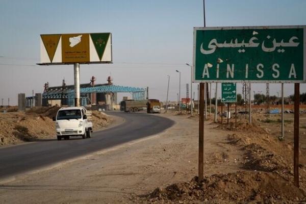 ترکیه مرزهای سوریه را 32 کیلومتر جابجا کرد