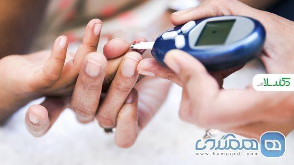 کاهش وزن به کنترل دیابت نوع 2 یاری می نماید