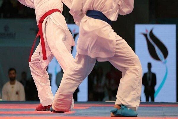 انتها اردوی دهم تیم ملی کاراته با تزریق واکسن کرونا