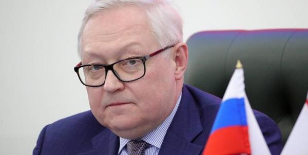 ریابکوف: در زمینه تنش با اوکراین با آمریکا گفت وگو نمی کنیم