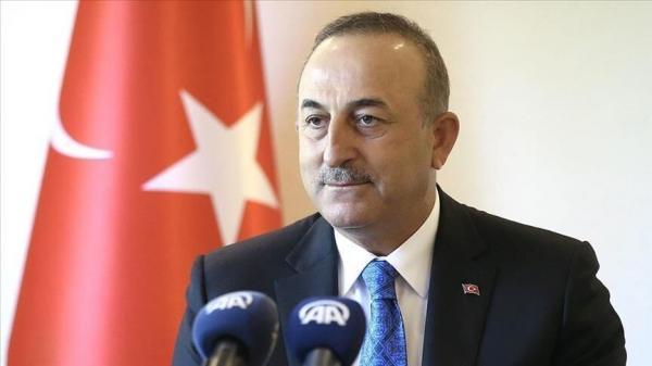 وزیر خارجه ترکیه از تعویق کنفرانس صلح افغانستان گفت