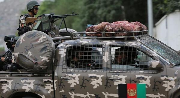 امنیت ملی افغانستان: گروه 9 نفره ترور طالبان در کابل بازداشت شد