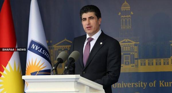 بارزانی: قانون اساسی اقلیم کردستان عراق با همکاری مجلس و دولت تدوین می گردد