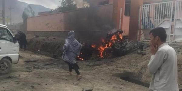 وقوع 3 انفجار در کابل؛ وزارت کشور افغانستان: 25 تن کشته و 52 نفر زخمی شدند